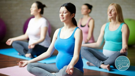 How to stay fit in pregnancy 2